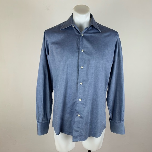 Z Zegna Other - Zegna Double Weave Shirt